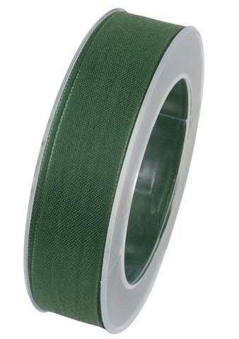 Band Baumwolle X422/25mm 20m, 59 d.grün