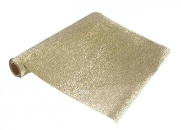 Stoff 120797/250mm 5m, gold