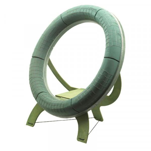 OASIS® ECObase Urnen Kranz D72cm Bestpreis