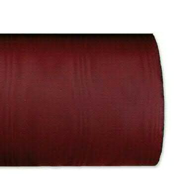 Kranzband 5025/075mm 25m Moire, 577 weinro