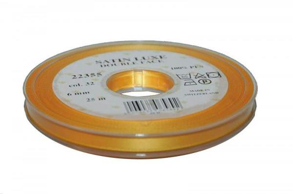 Band Satin 22355/06mm 25m, 032 maisge