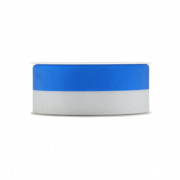 Band 8000/040mm 25m, blau/weiß