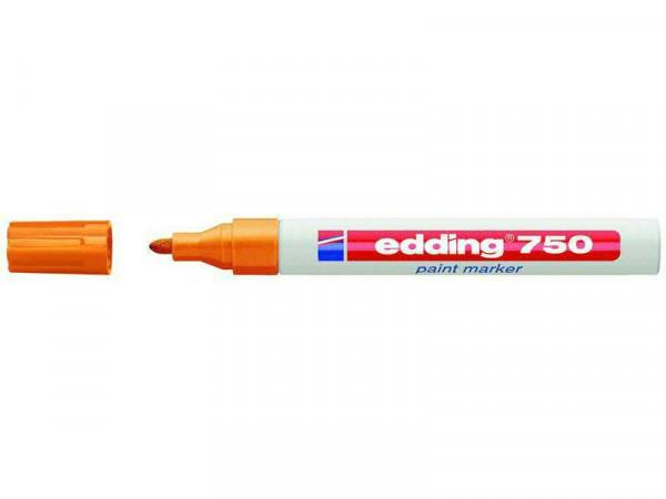 Edding SP 750 Paintmarker, orange