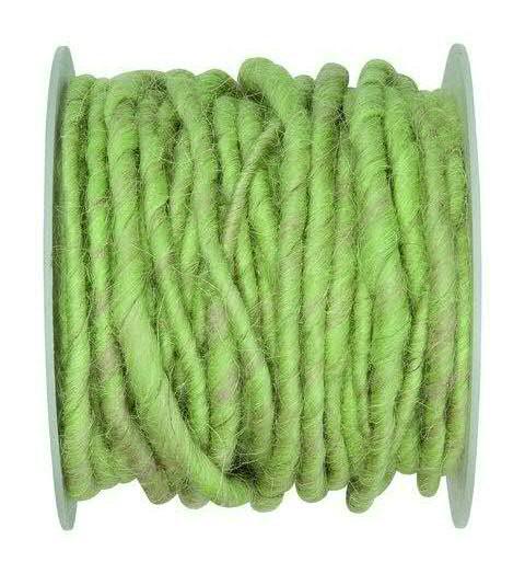 Wollschnur 10m, 290 p.grün