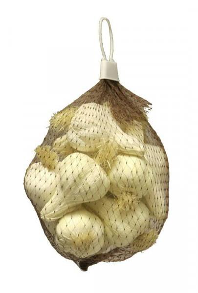 Knoblauch 12St.6cm, creme