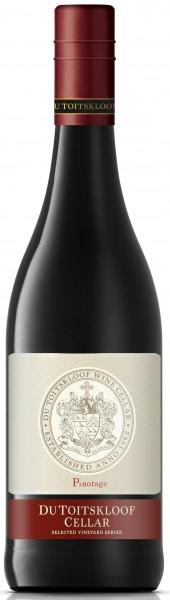 Wein Du Toitskloof Pinotage Jg.15/16 | 0,75l | Südafrika, rot