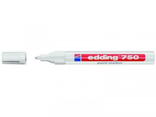 Edding 750 Paintmarker, weiß