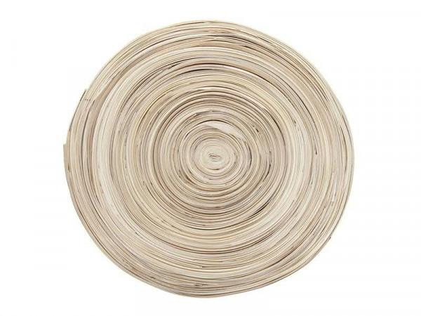 Scheibe Holz D25cm, natur