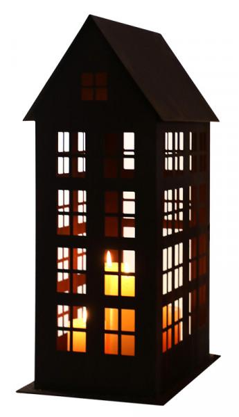 Rost Haus 30x22x63cm mit Boden