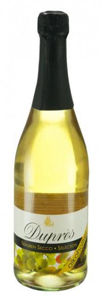 Dupres Traube Selection Secco alkoholfrei