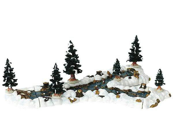 Mill stream Fork 29x10cm