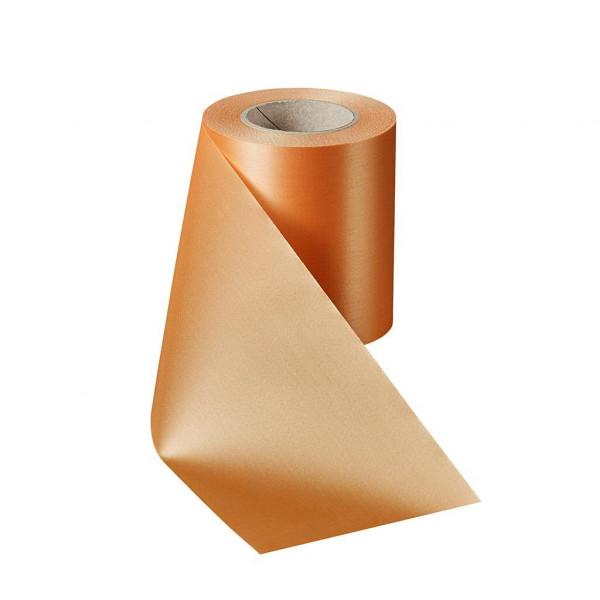 Kranzband 09000/150mm 25m Satin, 081 aprico