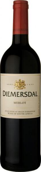 Wein Diemersdal Merlot Jg.2017 | 0,75l | Südafrika, rot