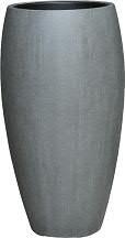 Vase FS128 H65cm m.E., grau2