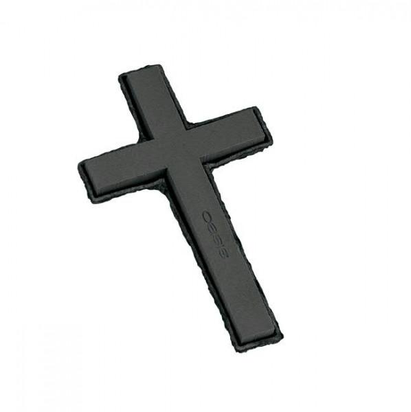 OASIS® Biolit Kreuz 42x26x4,5cm Bestpreis, schwarz