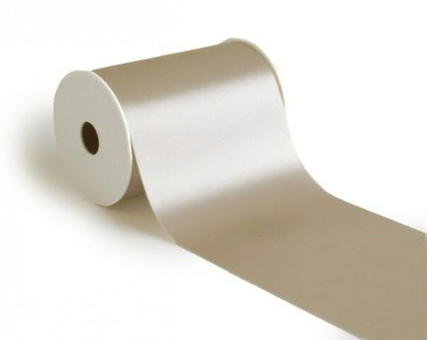 Band 5152/100mm 25m Satin, 07 taupe