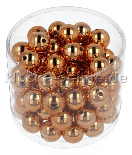Perlen 20mm 300gr., met.kupfer