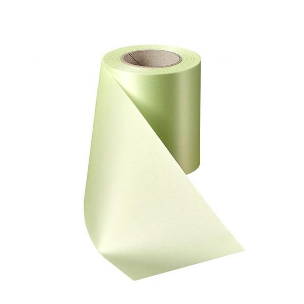 Kranzband 06000/125mm 25m Satin, 070 limone