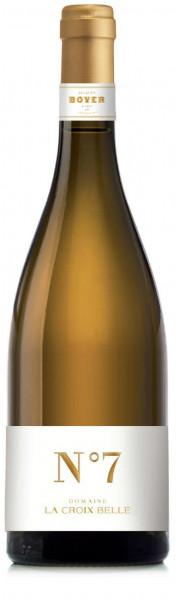 Wein Croix Belle No.7 Blanc Jg.2018 | 0,75l | Frankreich, weiß