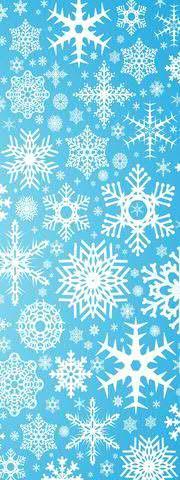 Banner 70x180cm Frosty, transparen