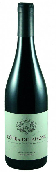 Wein Remy Ferbras Cotes du Rhone Rouge Jg.2015 | 0,75l | Frankreich, rot