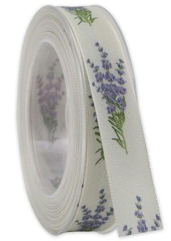 Band 175a/25mm 20m Lavendel, 62 flieder