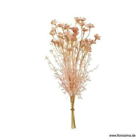 Blütenbündel x5 L36cm, rosa