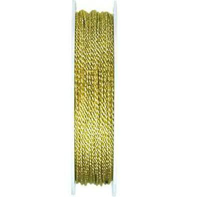 Kordel 844/001mm 50m, 613 gold