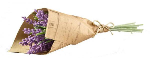 Lavendel Bündel 25cm, lavendel