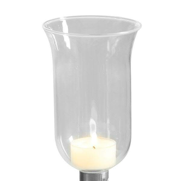 Partylicht Glas D8,5H13,5cm, klar