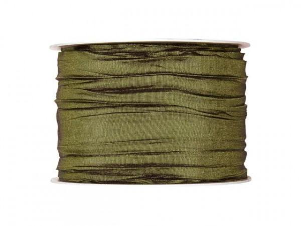 Taftband 1080/60mm 10m, 548 olivgr