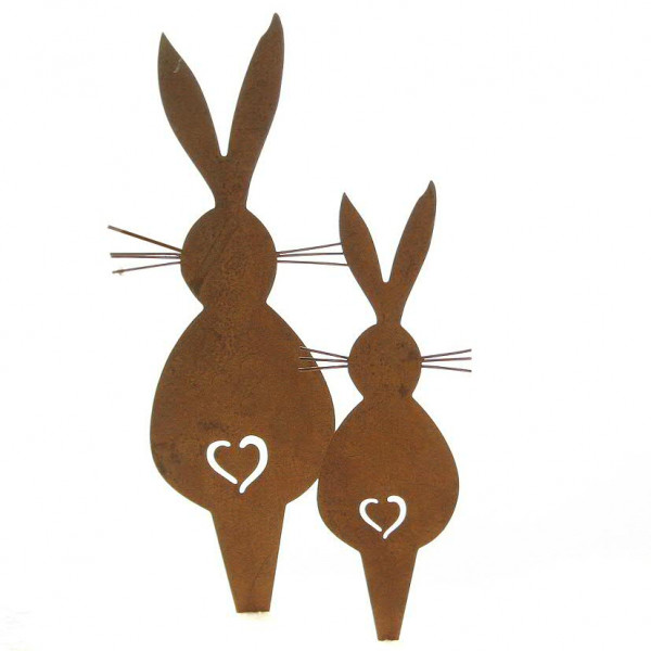 Rost Hase 7x19,5cm, rost