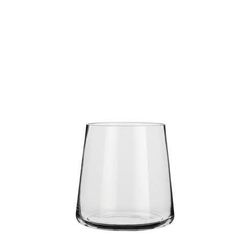 Glas Vase SP H20D19cm, klar