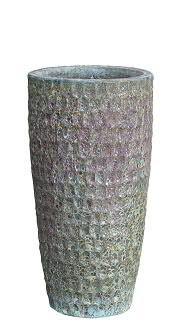 Vase GK3147 H74cm, sand grün