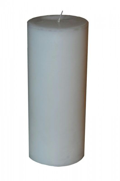Trendkerzen 250/100 Indoor, weiß