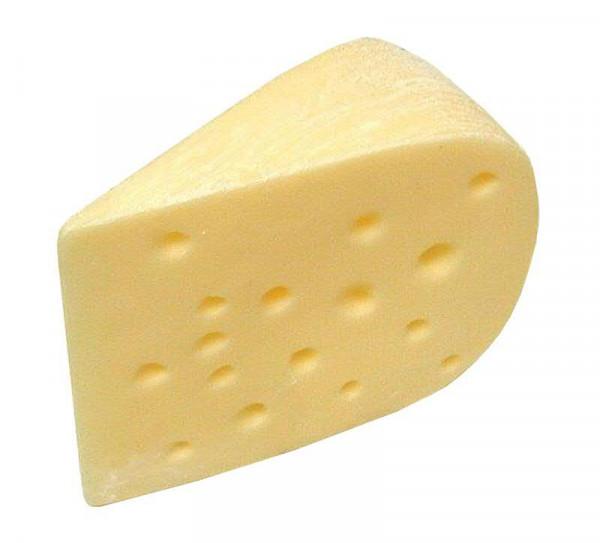 Käse H9L12B5cm Emmentaler, gelb