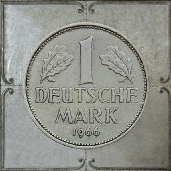 Bild Metall SP 71x71x3cm, D Mark