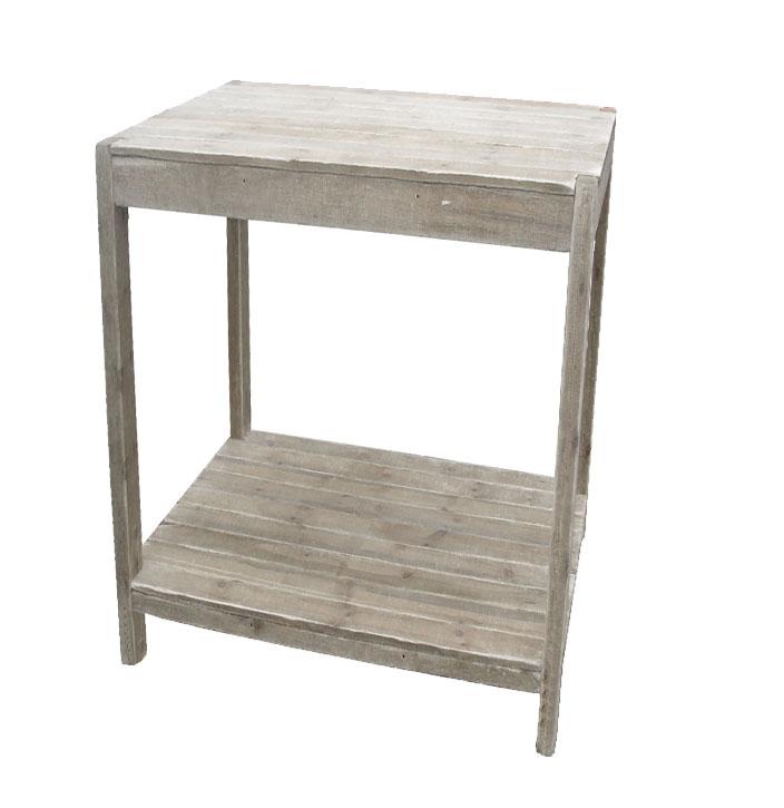tisch holz 100x80x80cm old pine m bel angebote sale deko klocke online. Black Bedroom Furniture Sets. Home Design Ideas