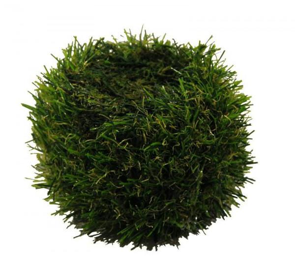 Gras Ballen SP 7cm mit Moosabdeckung, grün