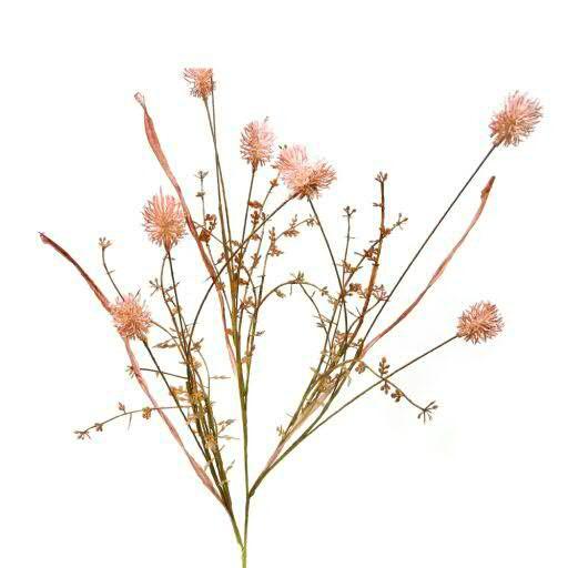 Wiesenblume 60cm, burgund