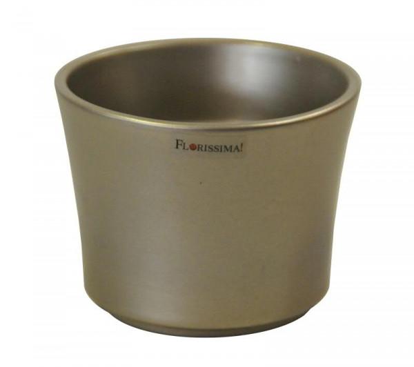 Kübel Keramik 340/11cm, champagner