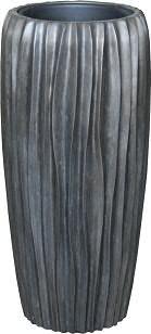 Vase FS150 H75cm m.E., graphit