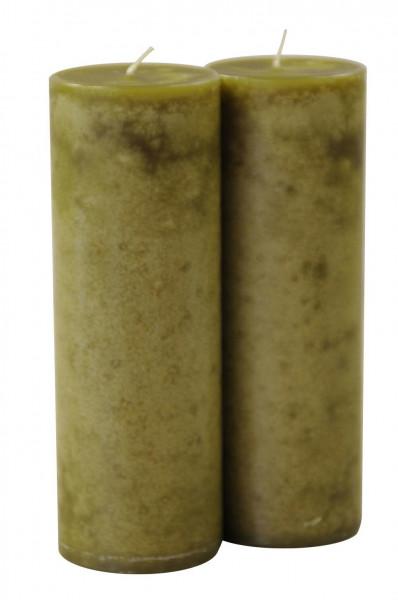 Trendkerzen 230/80, olive