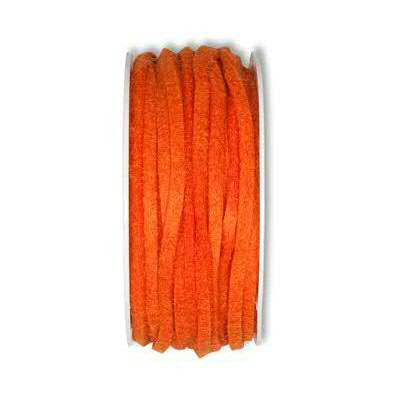 Filzband 61700/4mm 15m, 68 orange
