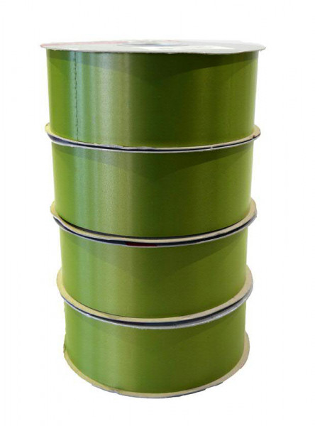 Polyband 50mm 100m, oliv