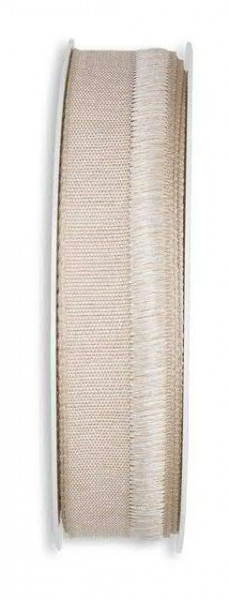 Band Baumwolle 8215/25mm 20m meliert, 71 natur
