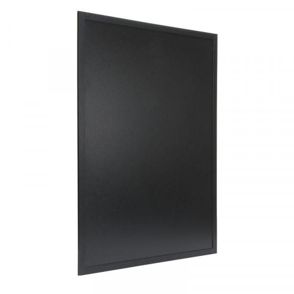 Wandkreidetafel 60x80cm inkl. Kreidestift, schwarz