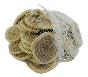 Scheiben Holz 250g 3-5cm, natur