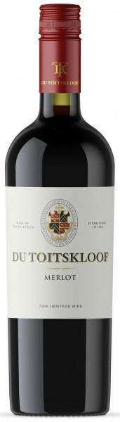 Wein Du Toitskloof Merlot Jg 2018| 0,75l | Südafrika, rot