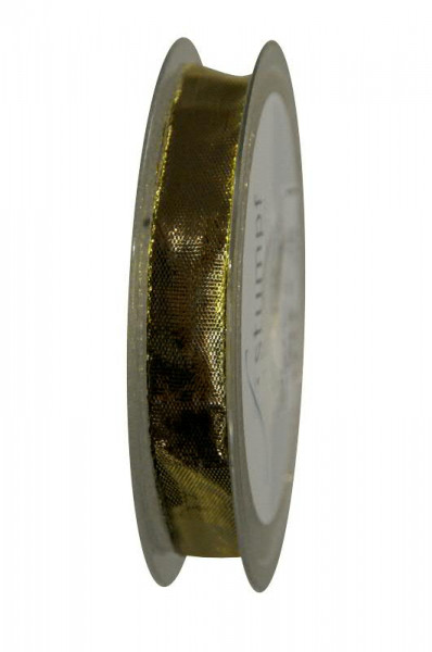 Band 20015/15mm 25m, gold